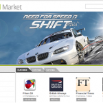 Android Market Webstore - Featured