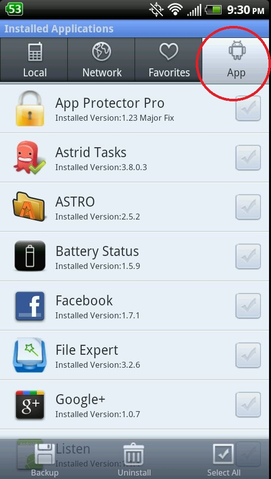How to backup Android Apps and save them to APK file | Droid Lessons