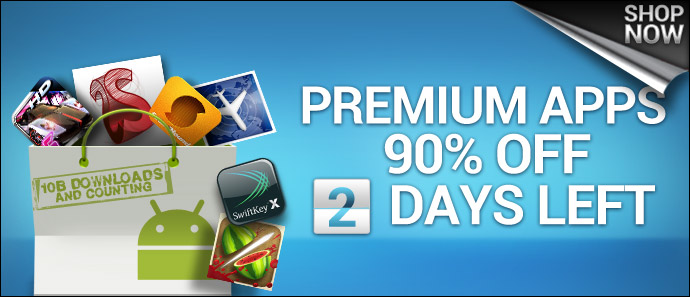 Day 9 of Android Market's 10 day, 10 cent apps promo!