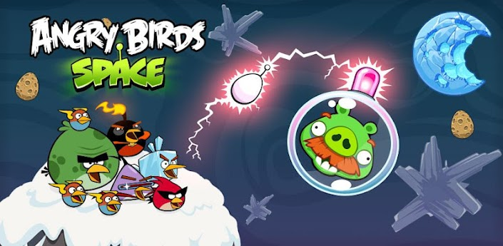 angry birds space lunar launcher - photo #20