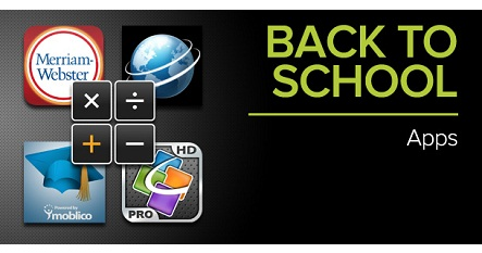 Top 20 Free Back to School Apps for Android