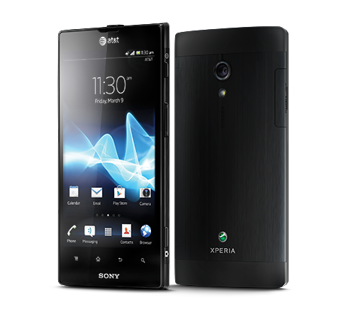How to take a screenshot on the Sony Xperia Ion (free – no app required!)