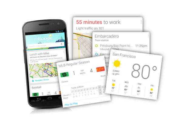 How to Install Google Now on (almost) any ICS Phone