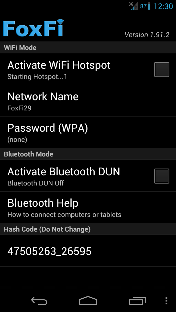 Phone How Do I Use My Android Phone As A Hotspot how to turn your android phone into a free wifi hotspot without all you need do is select the box next first option under mode