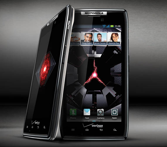 How to take a screenshot on the DROID RAZR HD (free – no app required!)
