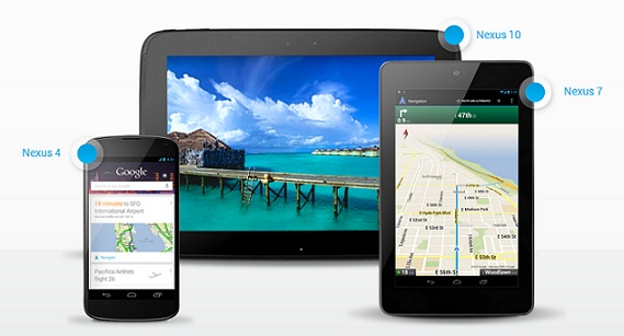 All About the New Nexus Devices from Google