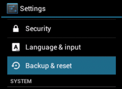 How to Factory Reset the Samsung Galaxy S3