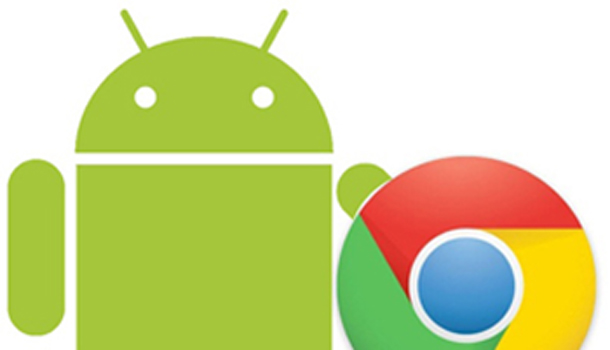 Using Chrome (and Chrome Beta) Browser on Android