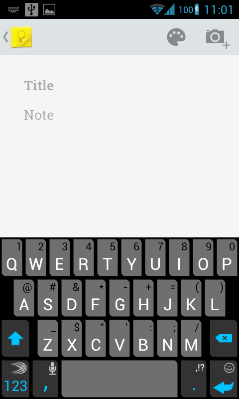 App Review: Google Keep - A Note-Taking Service