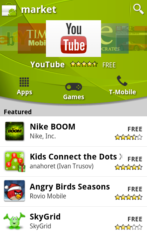 A Brief History Of The Google Play Store And Impressions