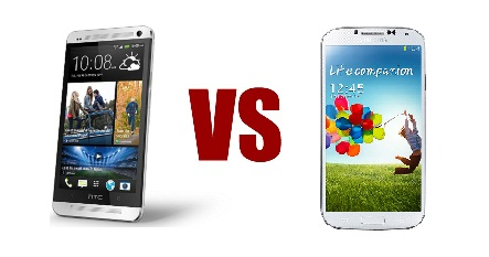 HTC One versus Samsung Galaxy S4: Which Android Phone is Right for You?