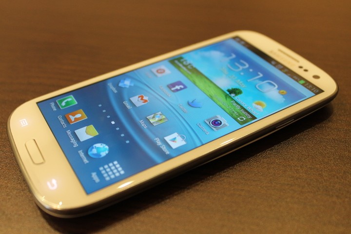 How to Bypass the Samsung Galaxy S3 Lockscreen
