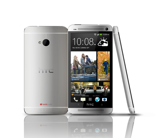 How to take a screenshot on the HTC One (free - no app required!)