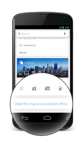 Google Maps Receives New Update on Android