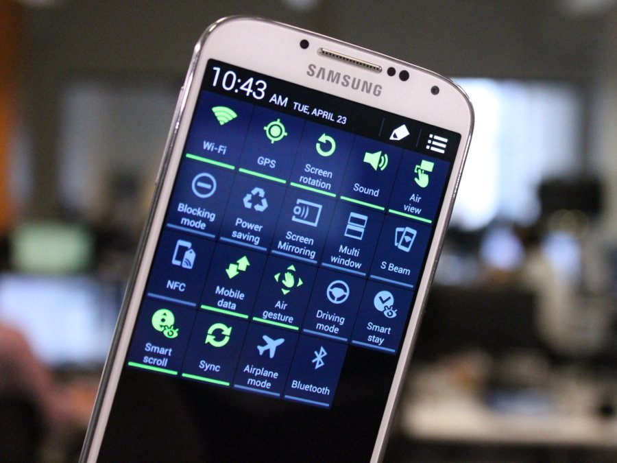 How to Improve Battery Life on the Samsung Galaxy S4
