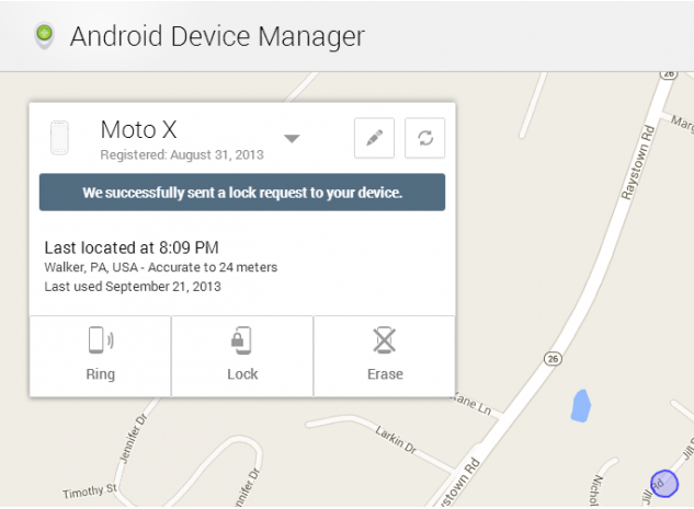 How to Locate, Lock and Wipe Your Device with Android Device Manager
