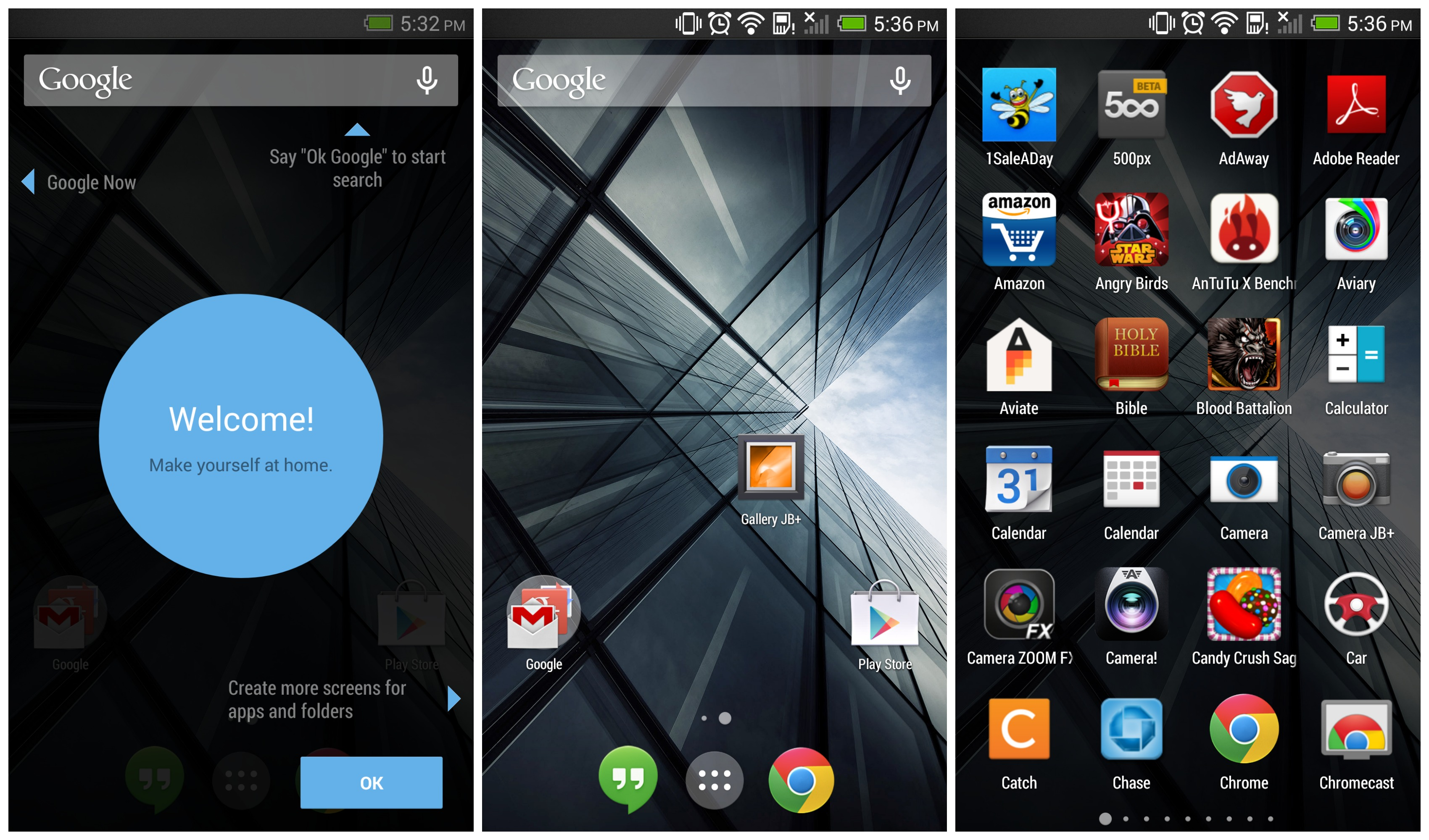 How to Install the New KitKat Launcher on Your Android Phone or Tablet