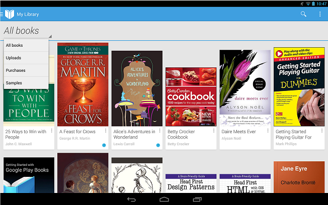 Best eBook and ePub Reader Apps for Android