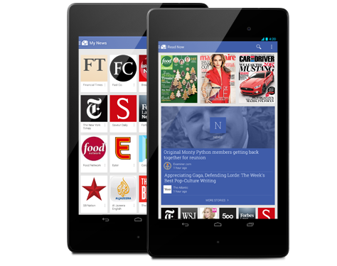 App Review: Google Play Newsstand for Android
