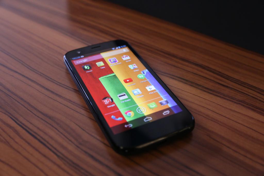 Motorola Moto G Smartphone Review