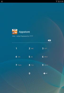 App-Lock-unlocked