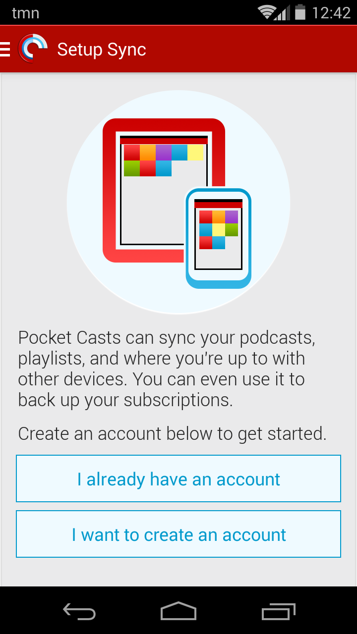 how to get podcasts on to pocket casts