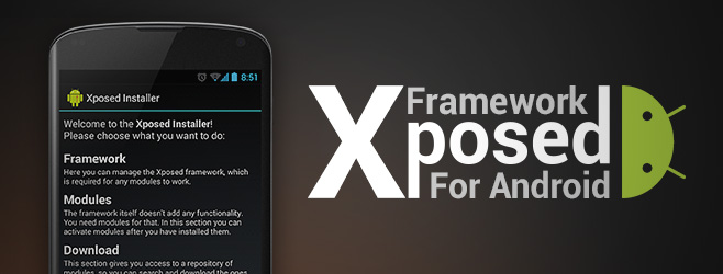 Easy Android Modding With Xposed Framework