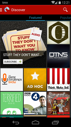 Pocket Casts - A Brilliant Podcast App for Android