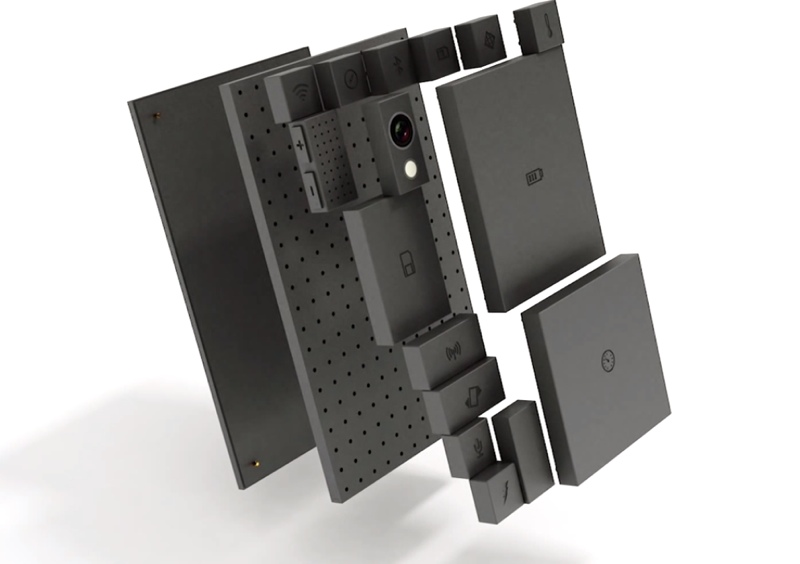 Project Ara – Building Your Own Phone
