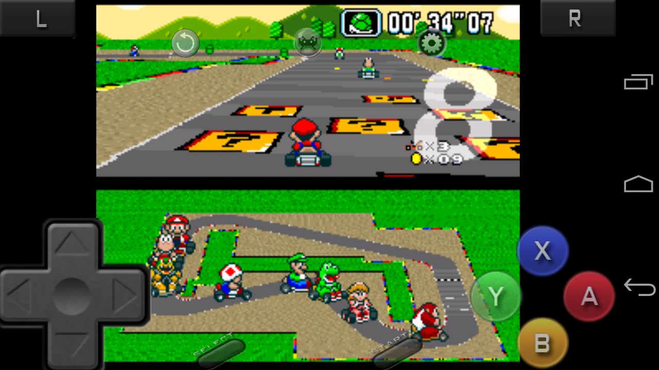 Play all the classic retro games on your Android Phone with