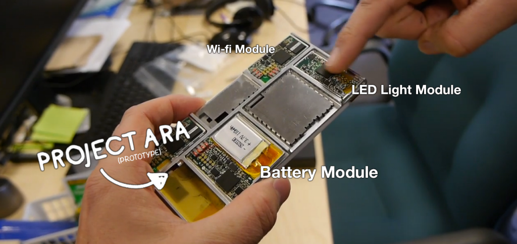Project Ara - Building Your Own Phone
