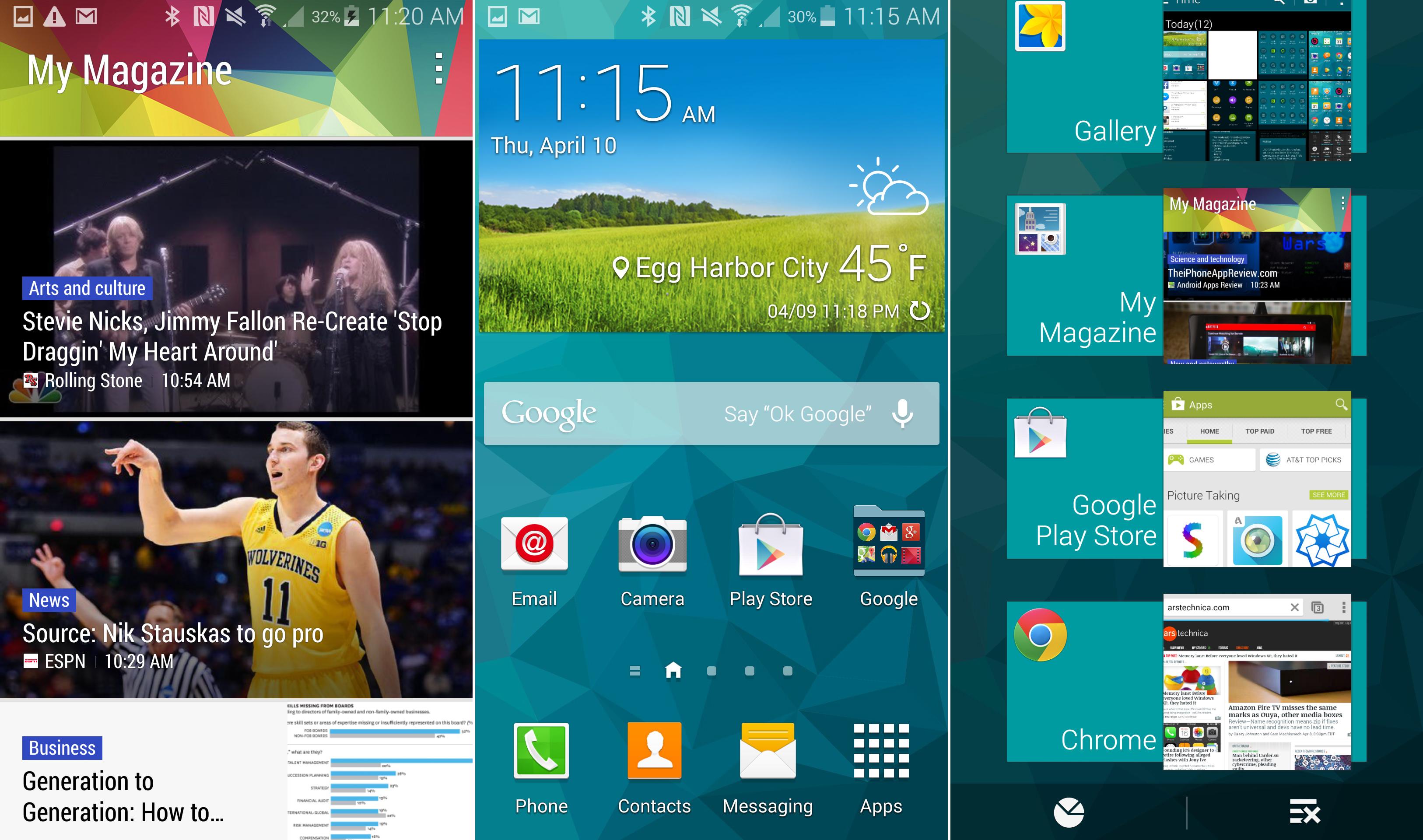 Upcoming Samsung S5 Price