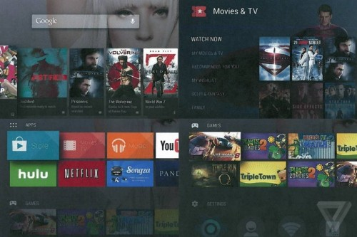 Android TV Revealed!