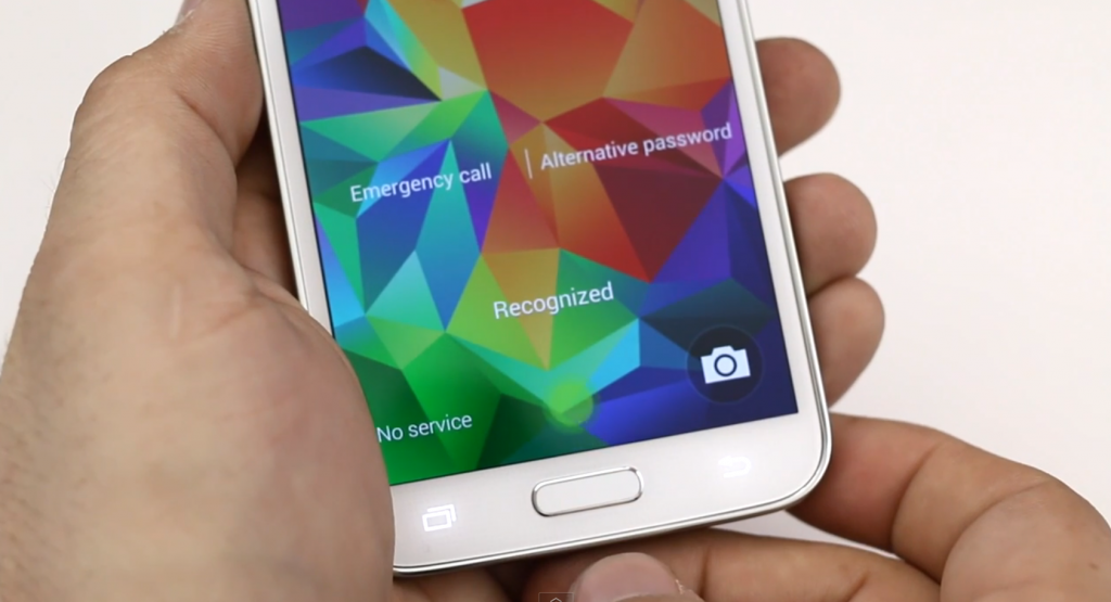 How to take a screenshot on the Samsung Galaxy S5 (free – no app required!)
