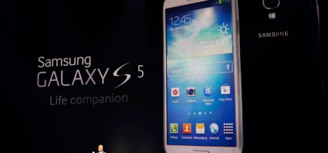 Top 5 New Samsung Galaxy S5 Features