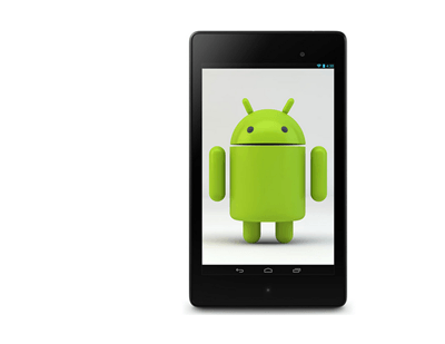 Top 5 Android Tablets