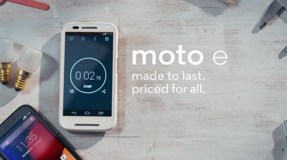 Moto E and Moto G with LTE Announced