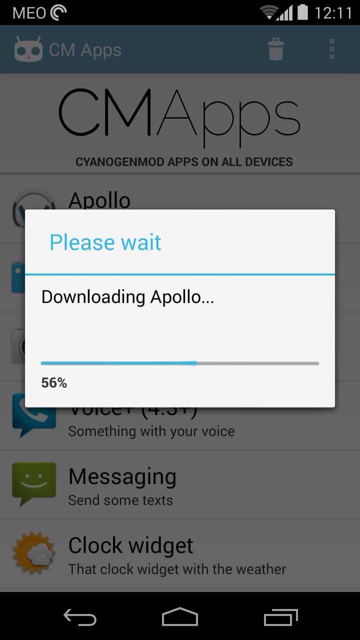CM Apps – CyanogenMod Apps for Everyone