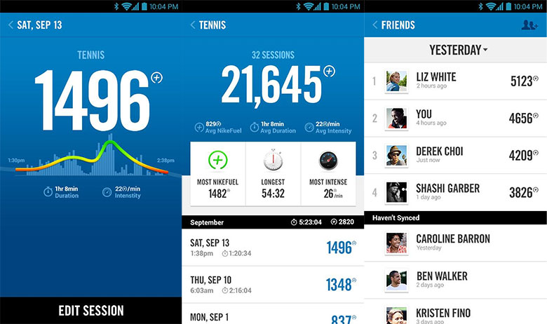 Nike Finally Releases Fuelband App for Android
