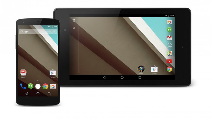 Top 5 Background Improvements in Android L