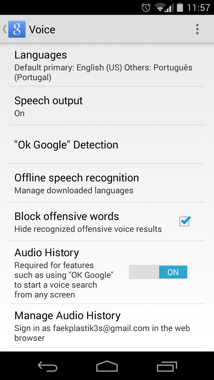 Google Now Rolling Out Multiple Language Support | Droid Lessons