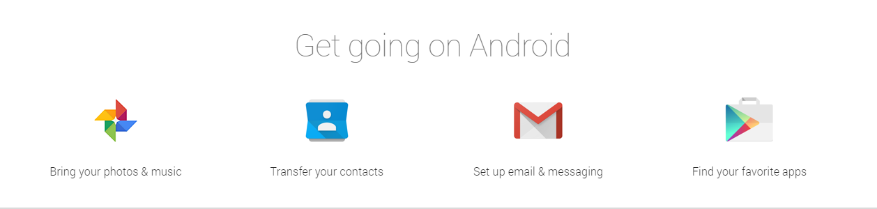 Switching From iOS to Android – A Google Guide