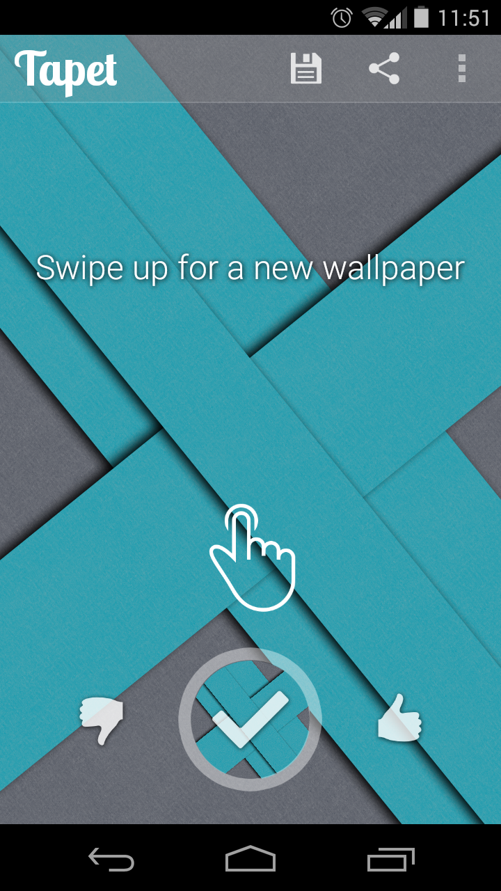 How To Generate Wallpapers with Tapet