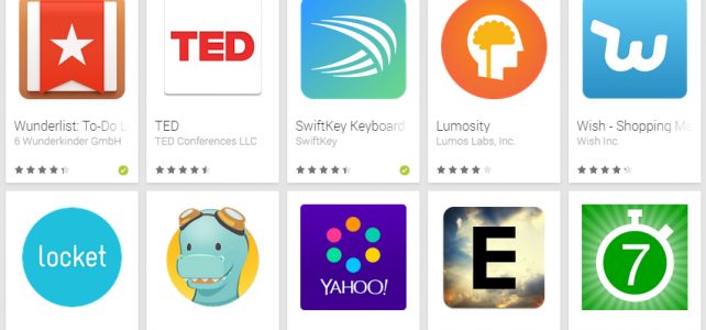 Google Shares Their Best Android Apps of 2014