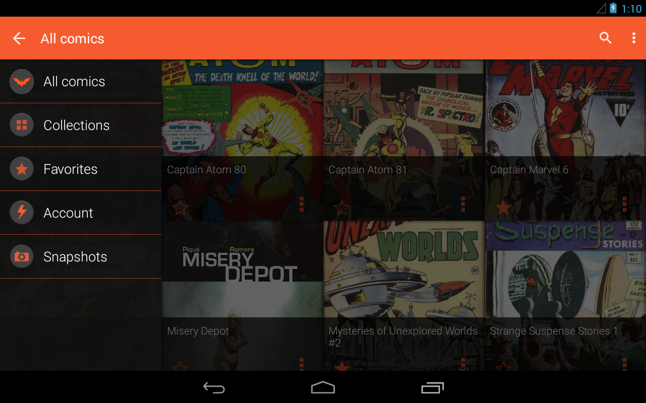How To Read Comics on Your Android Device