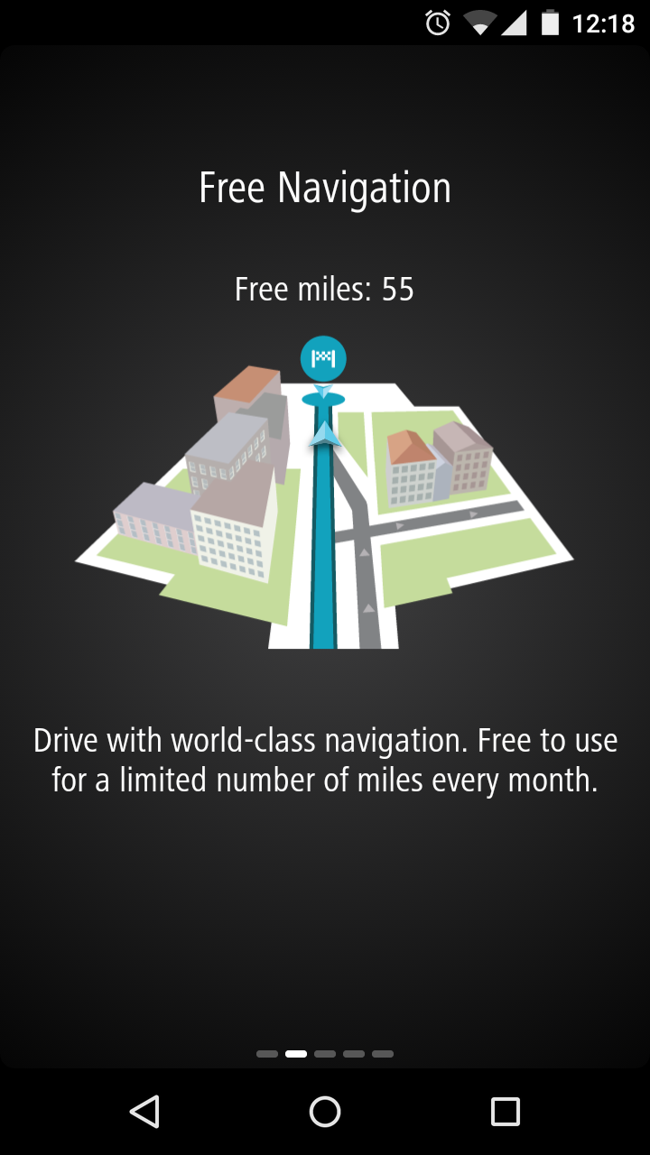 TomTom Go Mobile Offers Free Miles and Traffic Info | Droid Lessons
