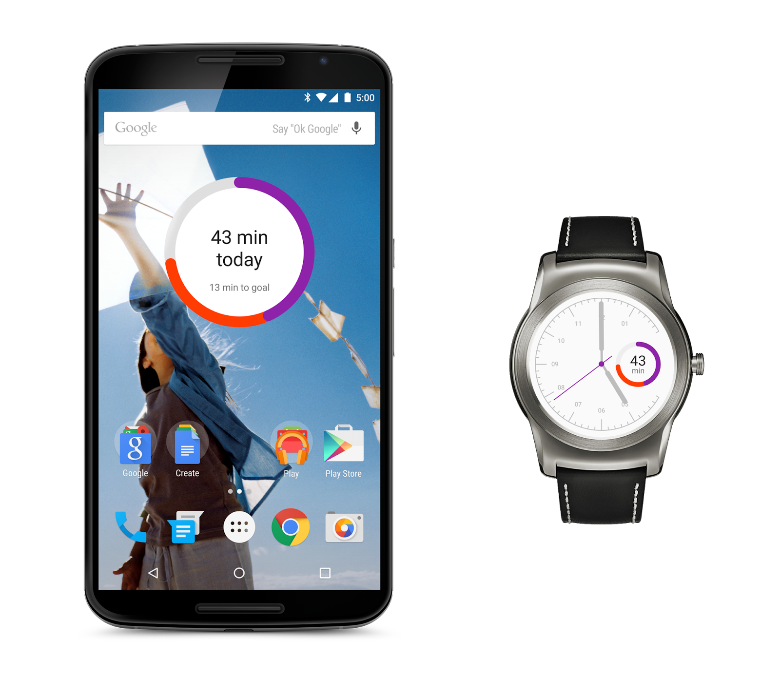 Google Fit Updated To Track Calories, Distance, Metabolic Rate