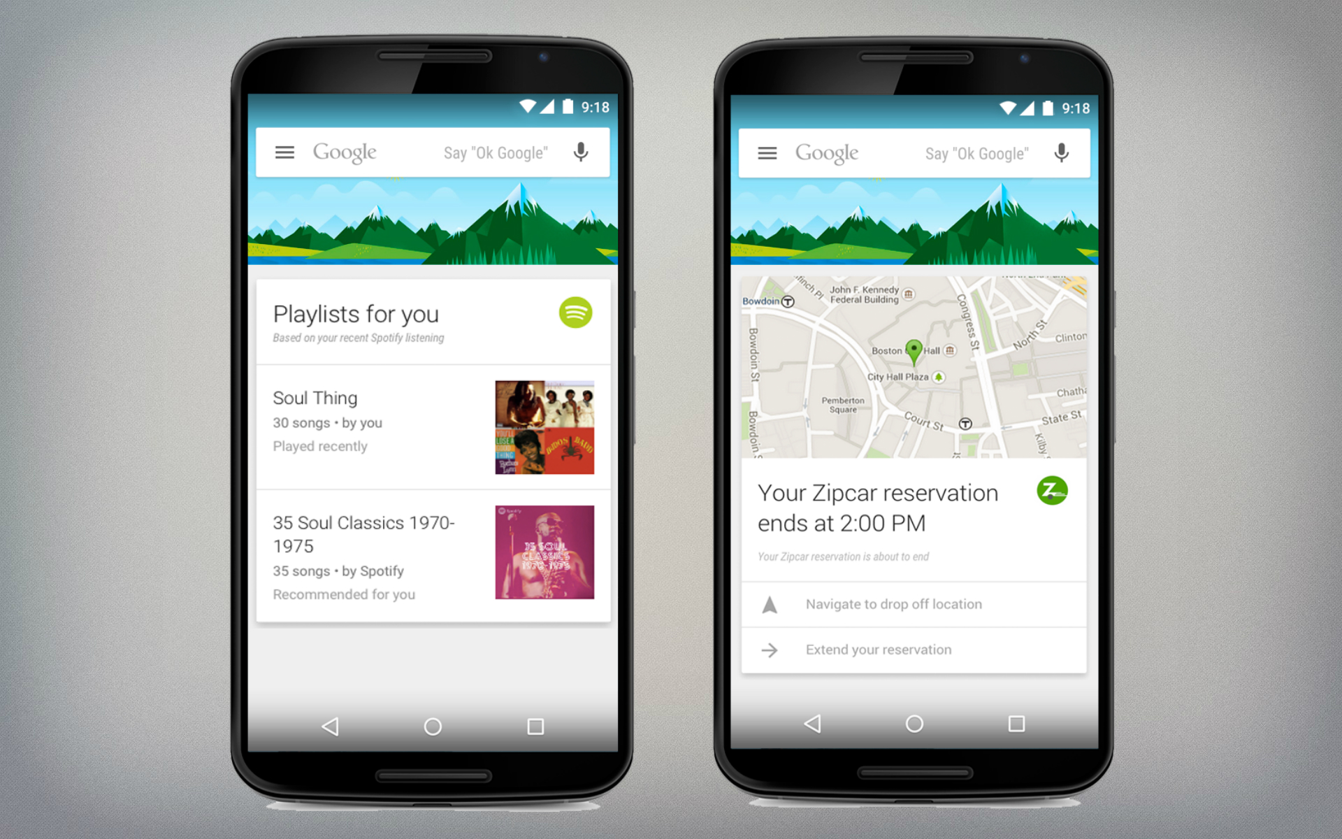 Custom Voice Commands For Apps on Google Now
