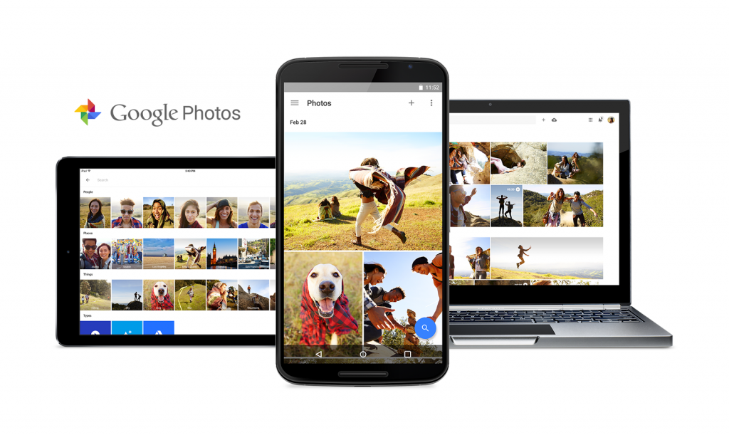 New Google Photos App