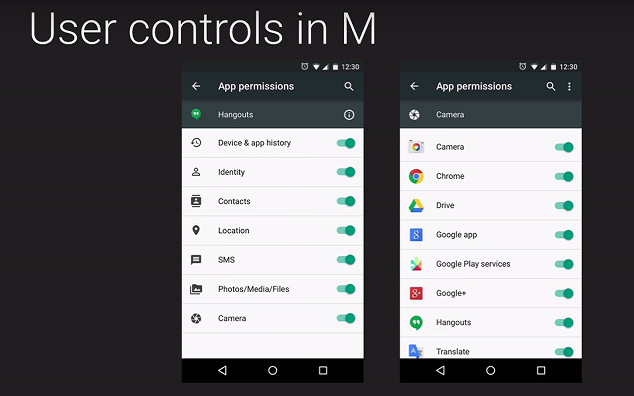 Android 6.0 Marshmallow Unveiled